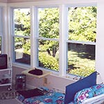 Sunroom 1 Windows, View 1